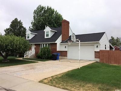 Orem Single Family Home For Sale: 1065 E 600 N
