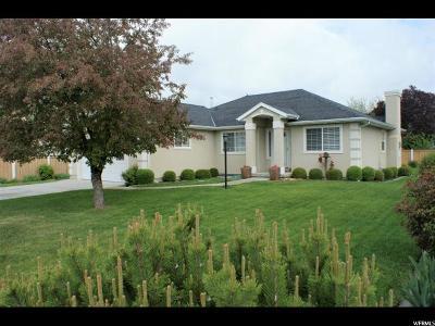 Orem Single Family Home For Sale: 1141 E 200 N