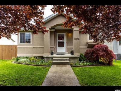 Draper Single Family Home Backup: 11856 S Ballot Rd W