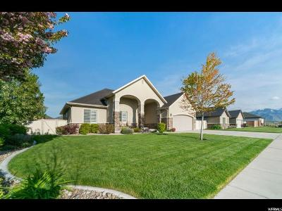 Springville Single Family Home Under Contract: 651 S 525 W
