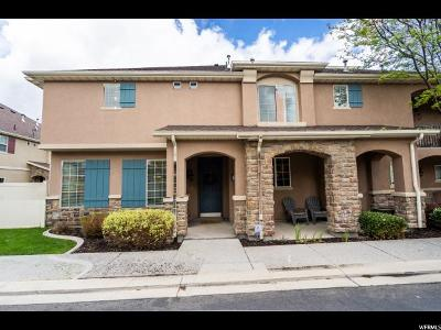 Pleasant Grove Townhouse Under Contract: 1028 W 70 N