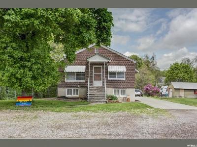 Payson Single Family Home For Sale: 135 E 500 S