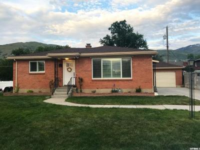 Bountiful Single Family Home For Sale: 942 N 170 E