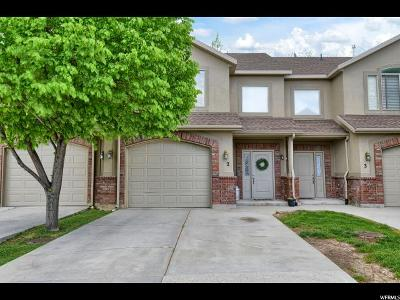 North Ogden Townhouse Under Contract: 359 E 2275 N #2