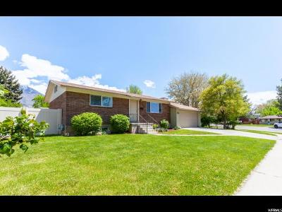 Provo Single Family Home For Sale: 340 N 1220 W