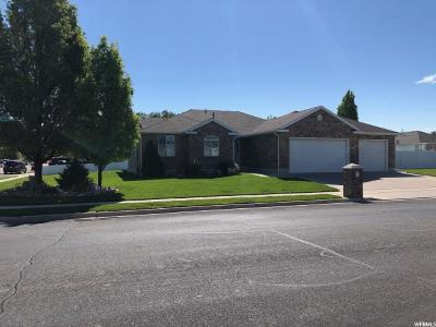 Clinton Single Family Home Under Contract: 1507 N 1250 W