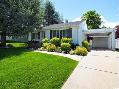 Bountiful Single Family Home Under Contract: 286 E 600 S