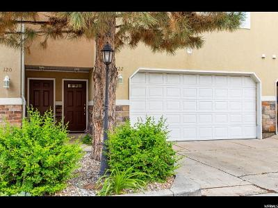 Sugar House Townhouse Under Contract: 2233 S 500 E #122