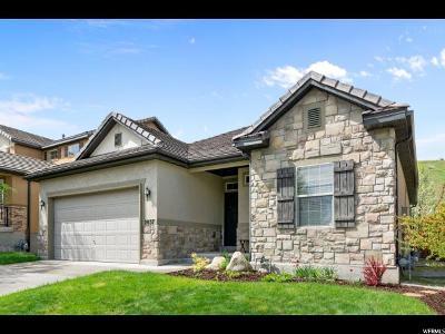 Draper Single Family Home For Sale: 2037 E Brookings Dr