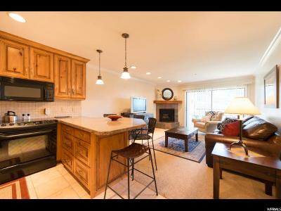Park City Condo For Sale: 1401 Lowell Ave #24