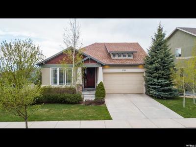 Draper Single Family Home For Sale: 1784 E Longbranch Dr S
