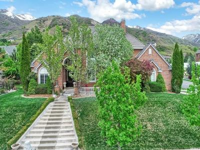 Ogden Single Family Home For Sale: 5280 S Arapaho Dr E