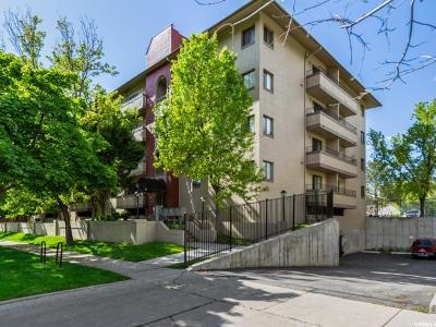 Salt Lake City Condo For Sale: 339 E 600 S #1204