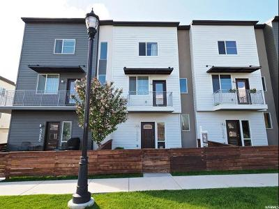 Herriman Townhouse For Sale: 5292 W Solafax Ln S
