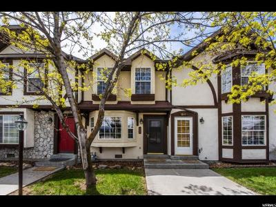 Midway Townhouse For Sale: 848 E Hamlet Cir N