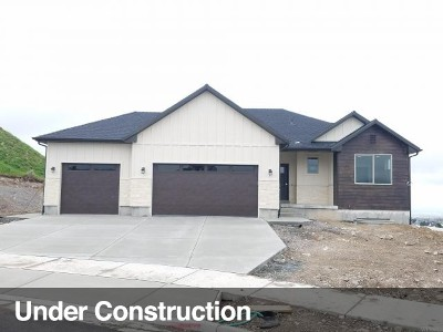 Herriman Single Family Home For Sale: 14199 S Brook Heights Cir
