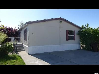 Tooele Single Family Home Backup: 1575 N 210 E