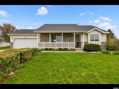 Santaquin Single Family Home For Sale: 532 S 325 W