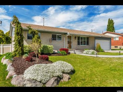 Bountiful Single Family Home Under Contract: 428 W 2350 S