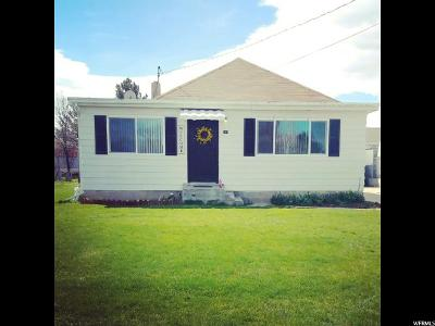 Grantsville Single Family Home Under Contract: 285 W Apple
