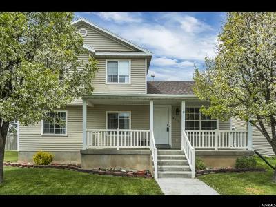 Eagle Mountain Single Family Home Under Contract: 7933 N Smith Ranch Rd E
