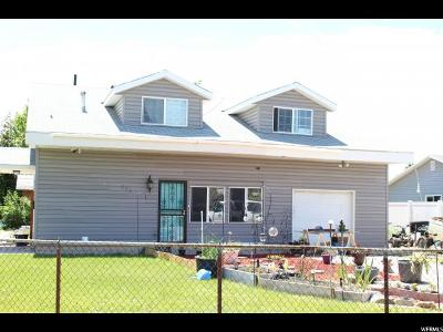 Bountiful Single Family Home For Sale: 351 W 740 S