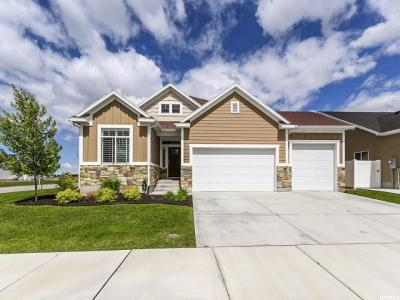 Layton Single Family Home Under Contract: 2488 W Harmony Dr #400