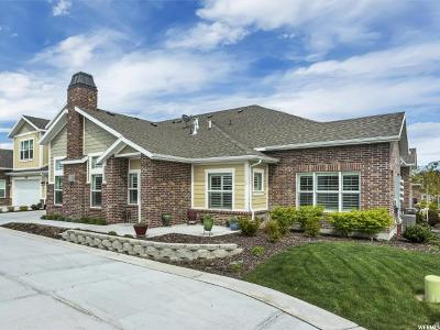 South Jordan Townhouse For Sale: 3258 W Harvest Chase Dr S