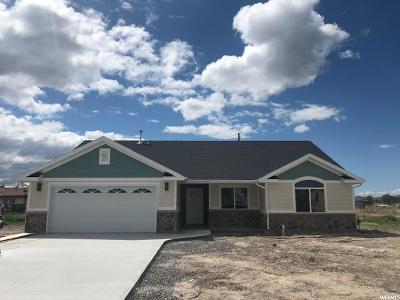 Tremonton Single Family Home For Sale: 165 W 600 S