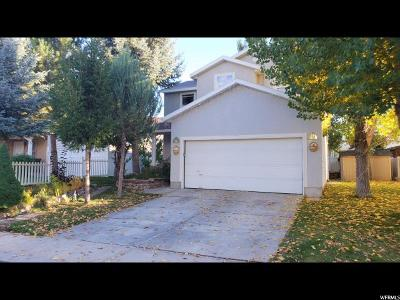 Wasatch County Single Family Home Under Contract: 14 E Horizon N