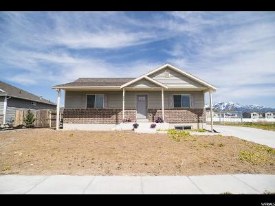 Tremonton Single Family Home Under Contract: 365 S 400 W