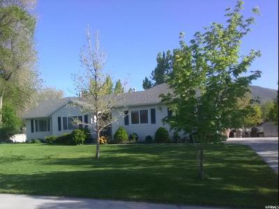 Draper Single Family Home For Sale: 552 E Stokes Ave