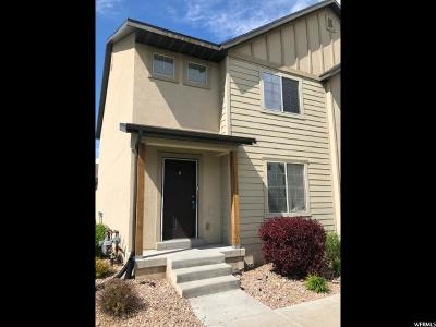 Spanish Fork Townhouse Under Contract: 1876 E 160 S