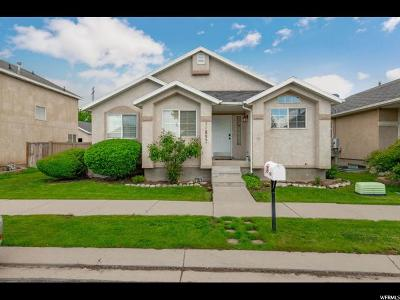 Draper Single Family Home Under Contract: 11857 S Aztec Rd
