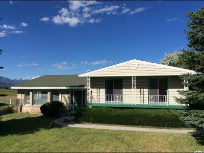 Heber City Single Family Home For Sale: 115 W Potter
