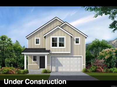 Layton Single Family Home Under Contract: 2626 N Airmen Ave #129