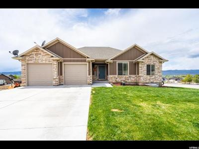Nephi Single Family Home For Sale: 1316 S 230 E