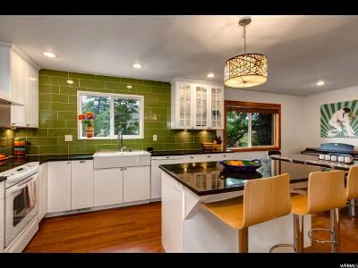 Park City Single Family Home For Sale: 105 Parkview Ter