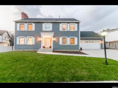 Logan Single Family Home For Sale: 1325 E 100 S