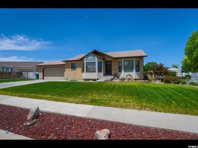 Riverton Single Family Home Under Contract: 2316 W Cynthia Ann Cir S