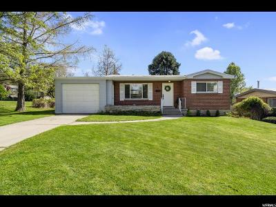 Bountiful Single Family Home Backup: 33 W Wicker Ln