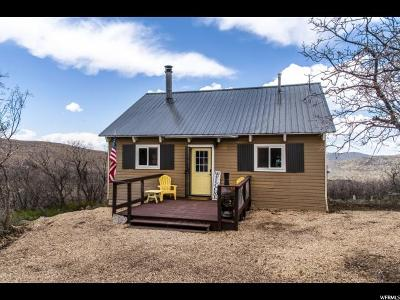 Heber City Single Family Home For Sale: 1712 S Clyde Lake Dr E #307