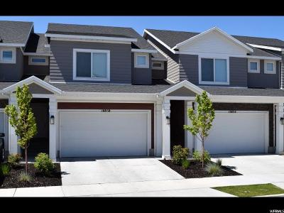 South Jordan Townhouse For Sale: 10858 S Harvest Pointe Dr