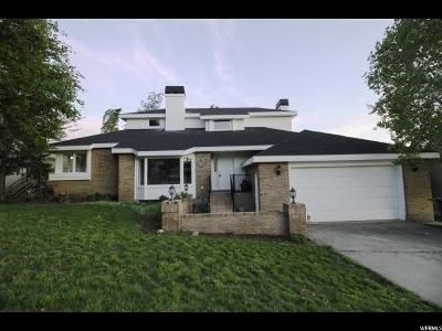 Centerville Single Family Home Under Contract: 112 E 2050 N