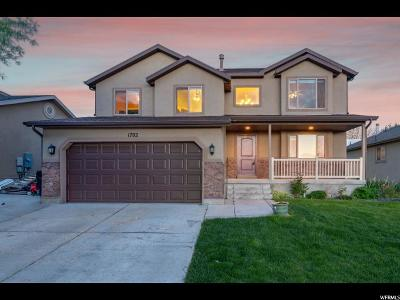 Spanish Fork Single Family Home For Sale: 1702 E Ridgefield Rd