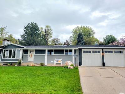 Bountiful Single Family Home For Sale: 448 N 1050 E