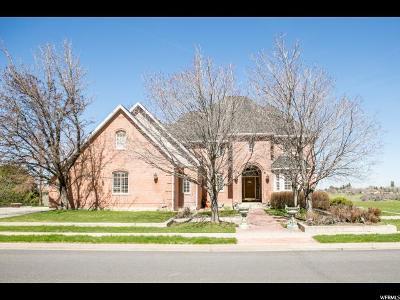 Logan Single Family Home For Sale: 1581 N Quail Way Re