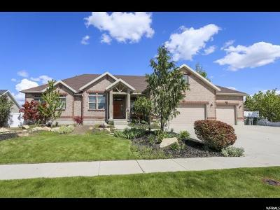 South Jordan Single Family Home For Sale: 10697 S 3210 W