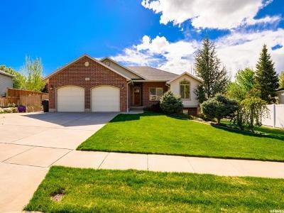 South Weber Single Family Home Backup: 7919 S 2450 E