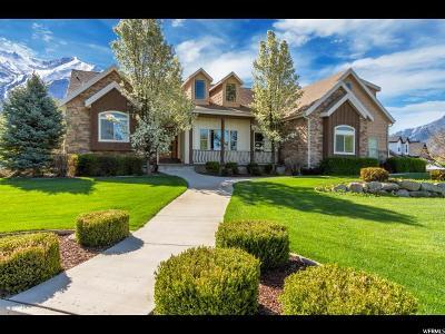 Mapleton Single Family Home For Sale: 492 W Birch Cir